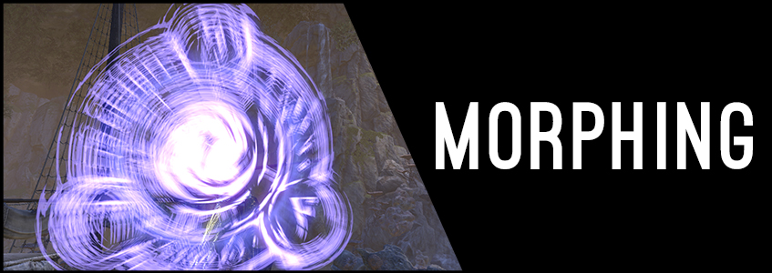 Morphing eso guide