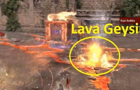 Boss 3 lava geysir vMF