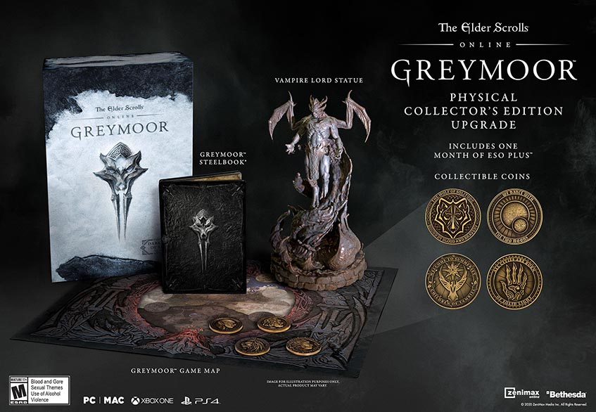 Physical Collectors Edition