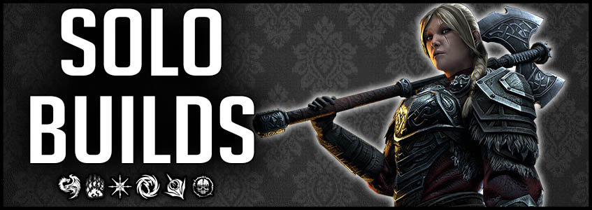 Solo Builds ESO Banner Picture 847x
