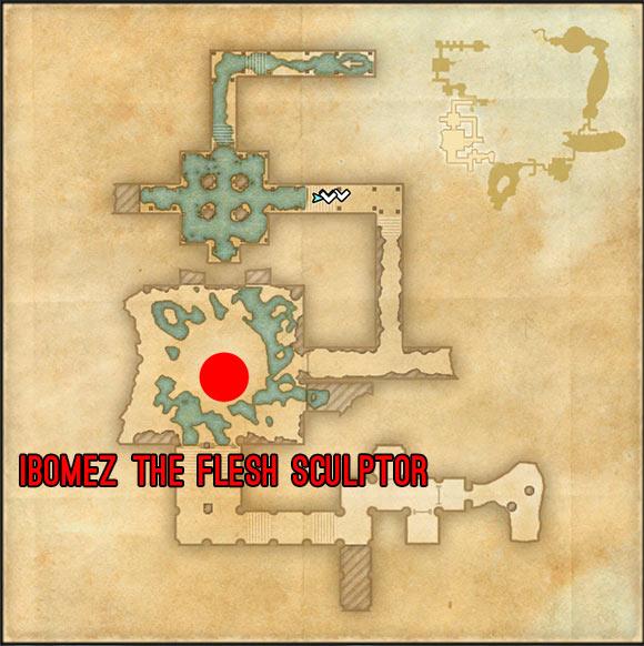 Imperial City Prison map 3 ESO Elder Scrolls Online