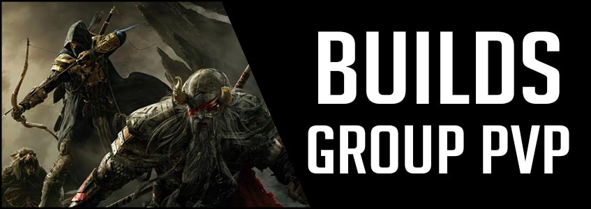 PVP Group Builds Banner Picture ESO
