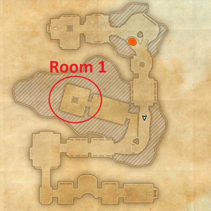 Stone Garden Dungeon Map 3_1 ESO