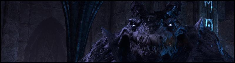 maw of the infernal header Darkshade Caverns 2 Dungeon