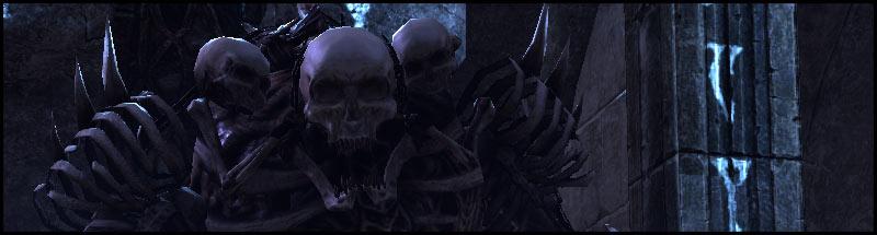 skeletal destroyer header Darkshade Caverns 2 Dungeon