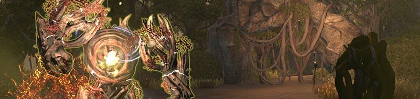 Boss 1 Green Zone Vateshran Hollows Solo Arena
