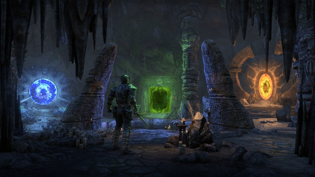 Vateshran Hollows Solo Arena