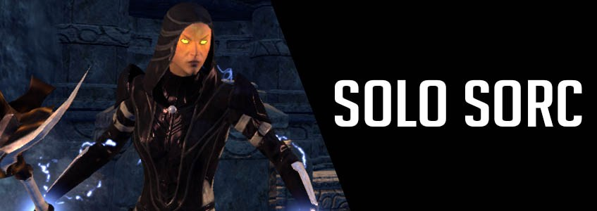 Powerful Solo Magicka Sorcerer Build Pve For Elder Scrolls Online Alcasthq