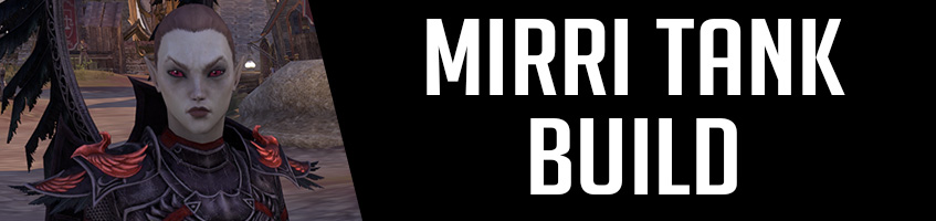 Mirri Tank Build inarticle Banner Companions ESO