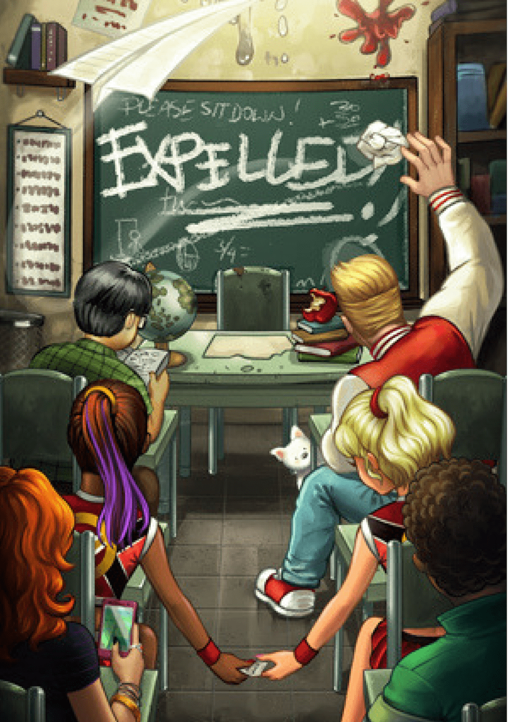 Expelled Escape Room