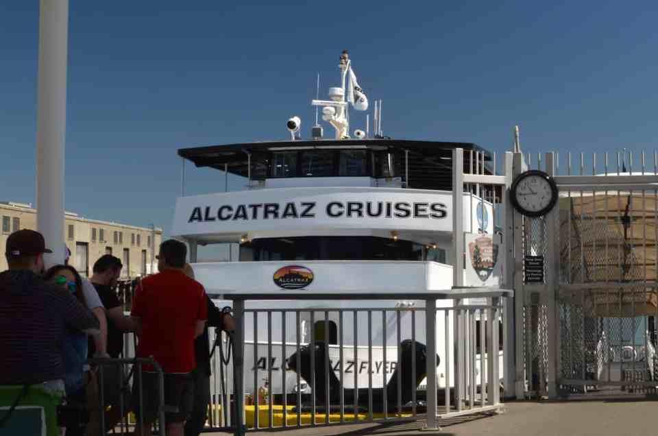 How to Get to Alcatraz