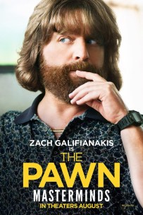 Zach Galifianakis Masterminds movie trailer alcaTsar blog Malaysia Singapore