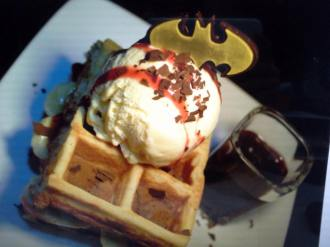 DC Comics Super Heroes Cafe opening Marina Bay Sands Singapore alcaTsar blog Malaysia Sunway Putra Mall