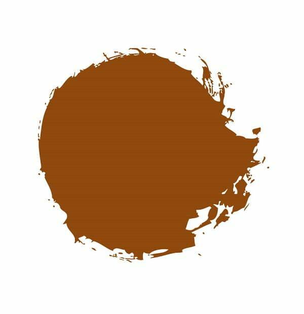 Skrag Brown Layer Paint