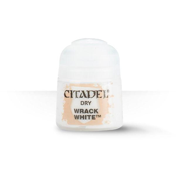 Citadel Wrack White dry paint