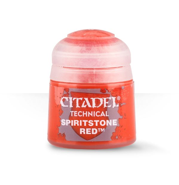 Spiritstone Red