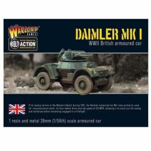 Daimler Armoured Car Mk 1