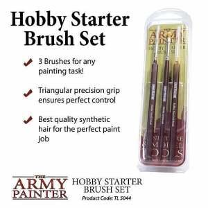 Hobby Brush Starter Set
