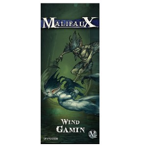 Arcanist Wind Gamin Boxed Set