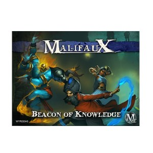 Arcanist Beacon of Knowledge Sandeep Crew Box Set