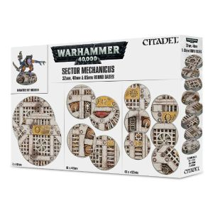 Sector Mechanicus: Industral Bases