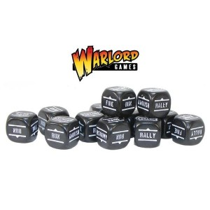 Black Order Dice pack