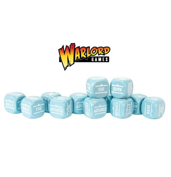 Blue Order Dice pack