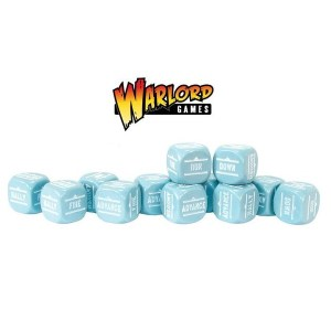 Blue Order Dice pack