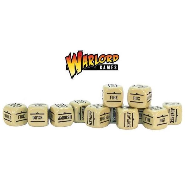 Sand Order Dice pack