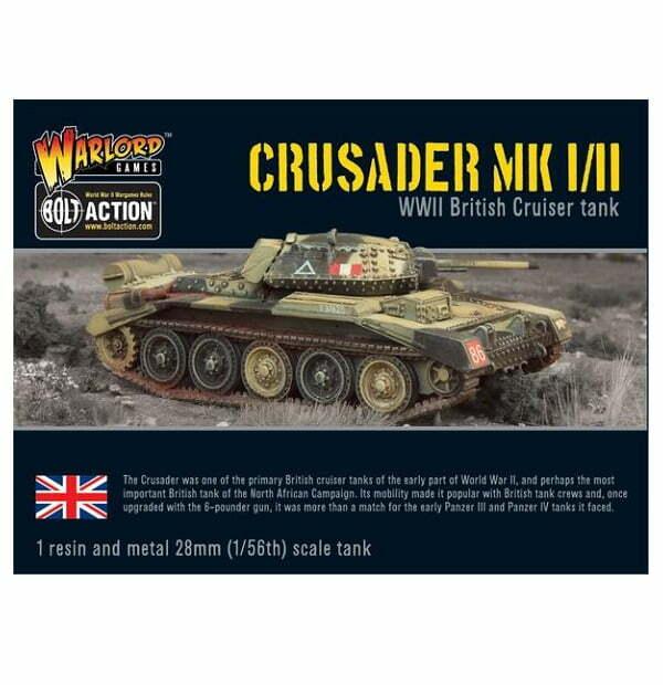 Crusader MK I / II tank