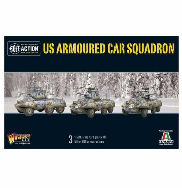 M8/M20 Greyhound Scout Car Squadron