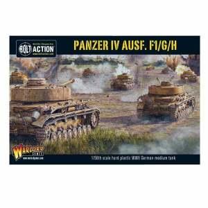 Panzer IV Ausf. F1/G/H medium tank (plastic)