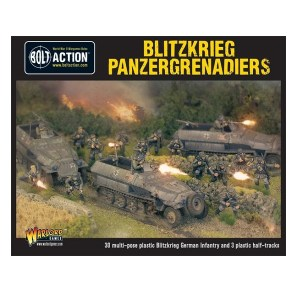 Blitzkrieg Panzergrenadiers