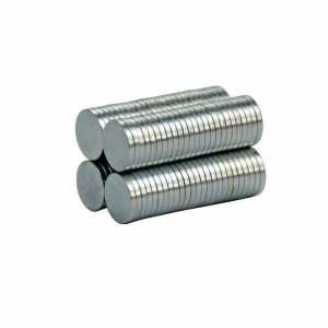 8mm x 1mm Rare Earth Magnet
