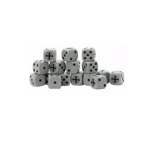 German Balkenkreuz D6 Dice Pack