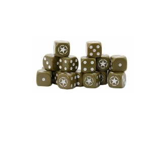 Allied Star D6 Dice Pack