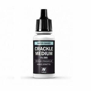 Val598 Crackle Medium