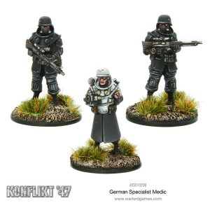 German Specialist Medic