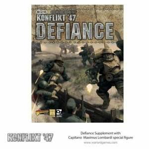Konflikt '47 Defiance