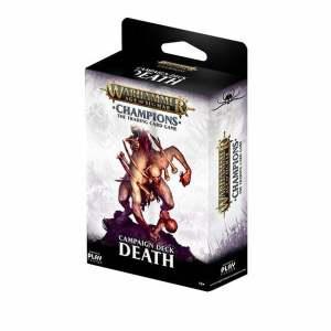 Warhammer Age of Sigmar: Champions - Death Campaign Deck