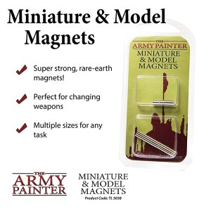 Miniature and Model Magnets