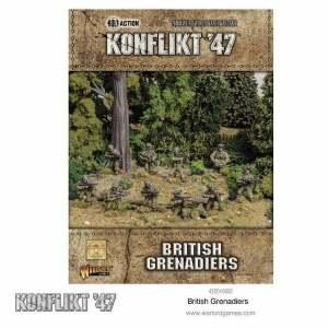 Konflikt 47: British Grenadiers