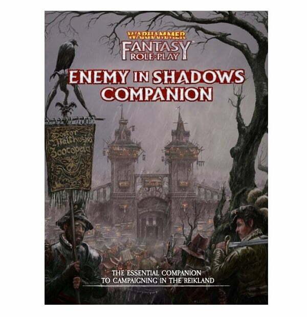 Warhammer Fantasy Roleplay: Enemy in Shadows Companion
