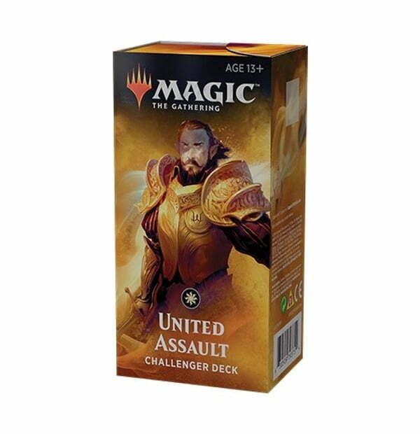 Magic the Gathering: United Assault Challenger Deck