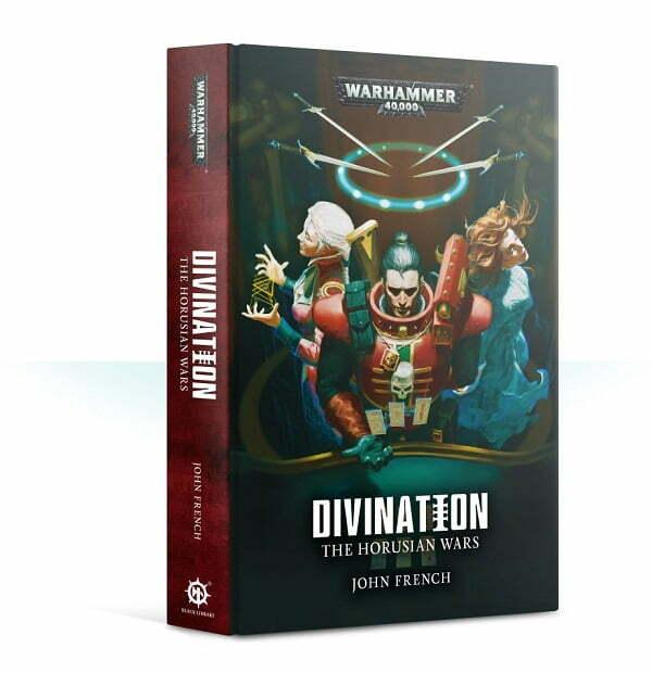 The Horusian Wars: Divination (SB)