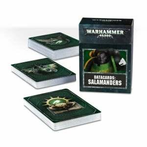 Salamanders Datacards