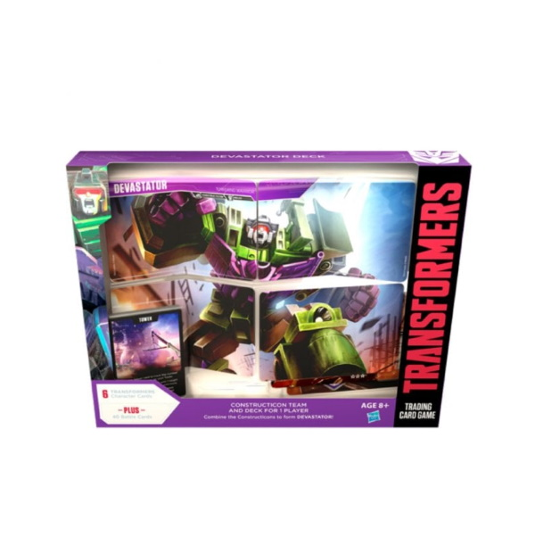 Transformers Trading Card Game: Devastator Deck
