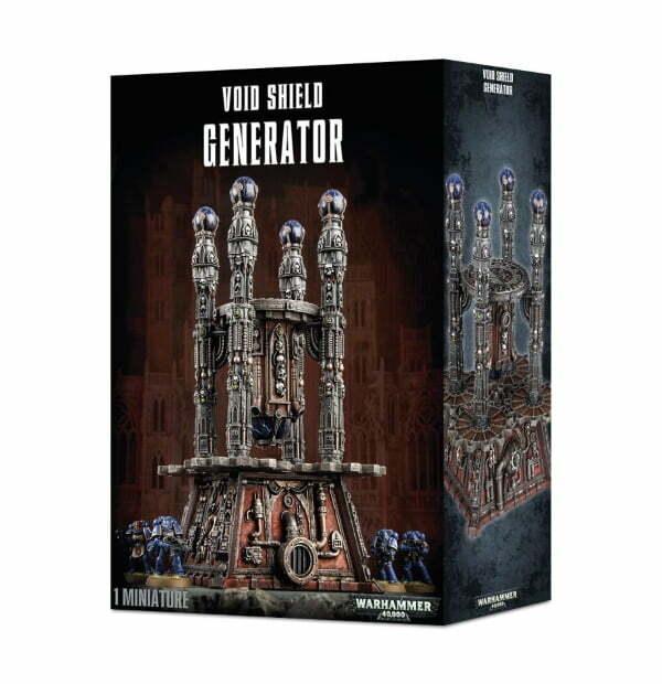Void Shield Generator