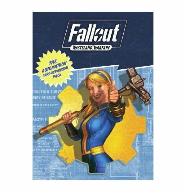 Fallout: Wasteland Warfare - Automatron Card Expansion Pack