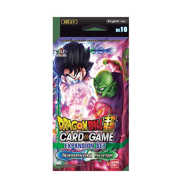 Dragon Ball Super Card Game: Expansion Set Namekian Surge